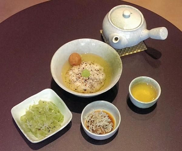 Taste of Tea Salmon Ochazuke
